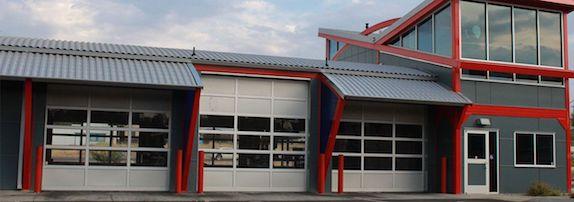 Commercial | Nor-Cal Garage Door